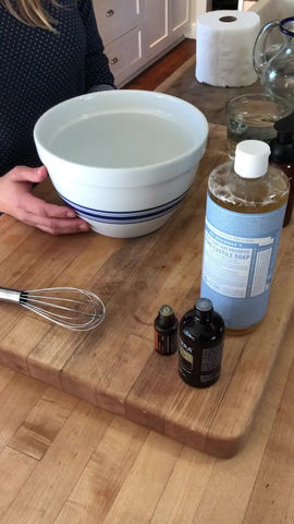 DIY Non-Toxic Cleansing Wipes & Baby Wipes