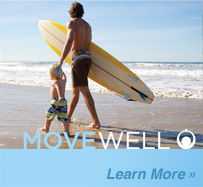 Move Well Logo