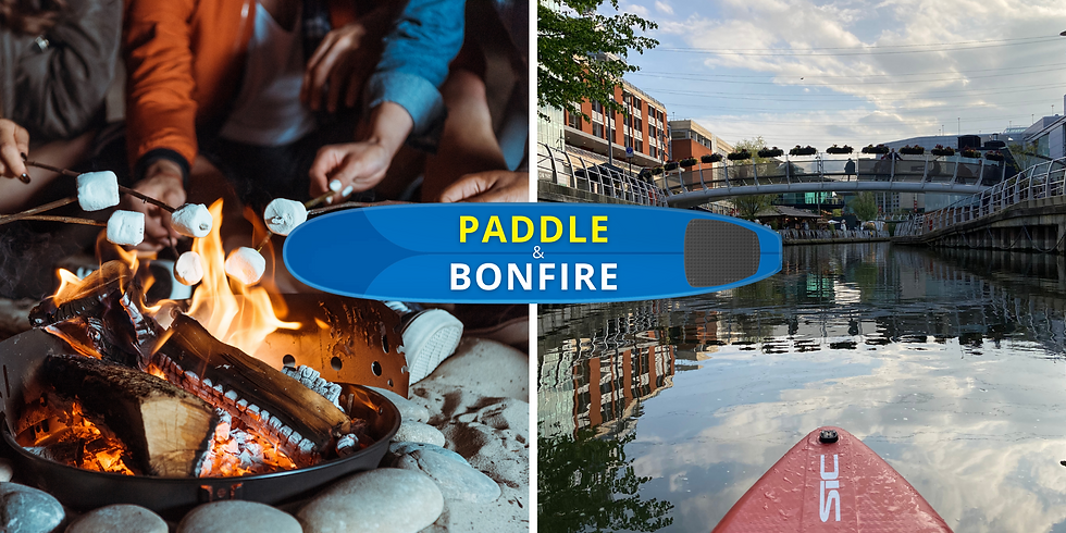 Paddle & Bonfire