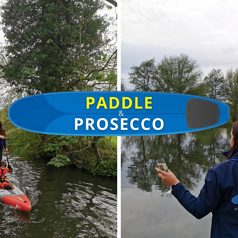 Paddle & Pint/Prosecco