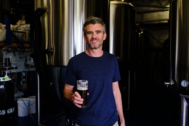Ryan Ashworth, Head Brewer