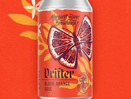 Drifter ~ Blood Orange Gose