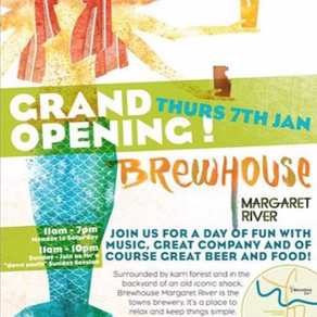 GRAND OPENING - 7th JAN 2016