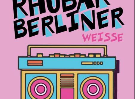 Rhubar-berliner Weisse