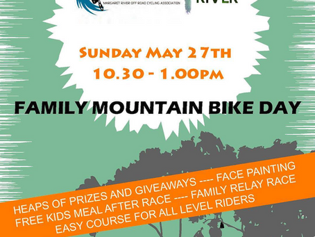 Family Mountain Bike Day