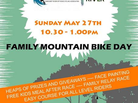 Family Mountain Bike Day
