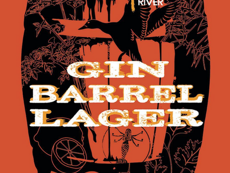 Gin Barrel Lager