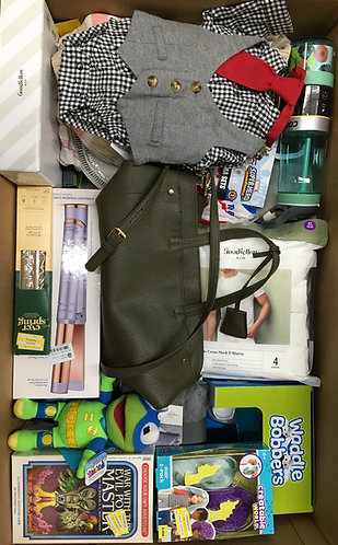 Case Lot of General Merchandise - 72 Units - Mixed Conditions