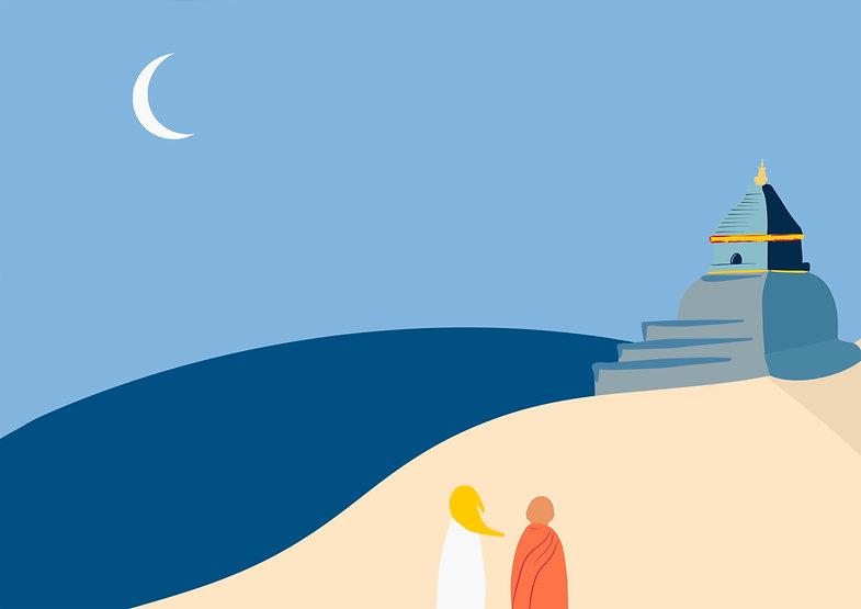 denadda-au-sommet-illustration-affiche-t