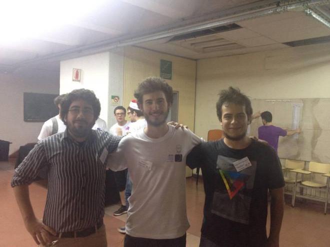 Martín Rodríguez es finalista del torneo mundial de programación