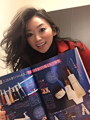 雑誌『美ST』掲載★GRACEGARDEN-BEAUTY代表としてリアボーテを紹介してます💕