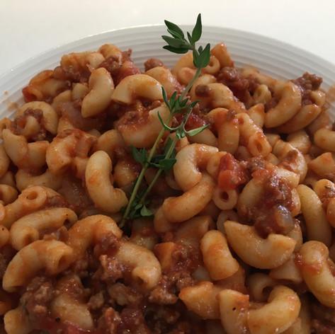 Macaroni d'Alex