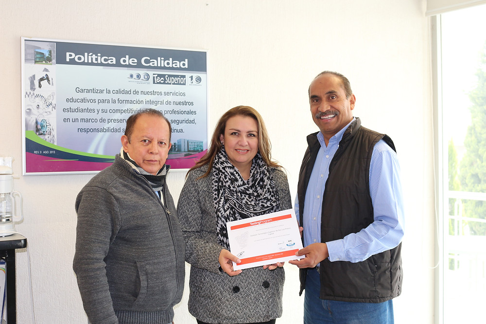 Vicente Toledo, Directora, Sandra Saucedo Escalante