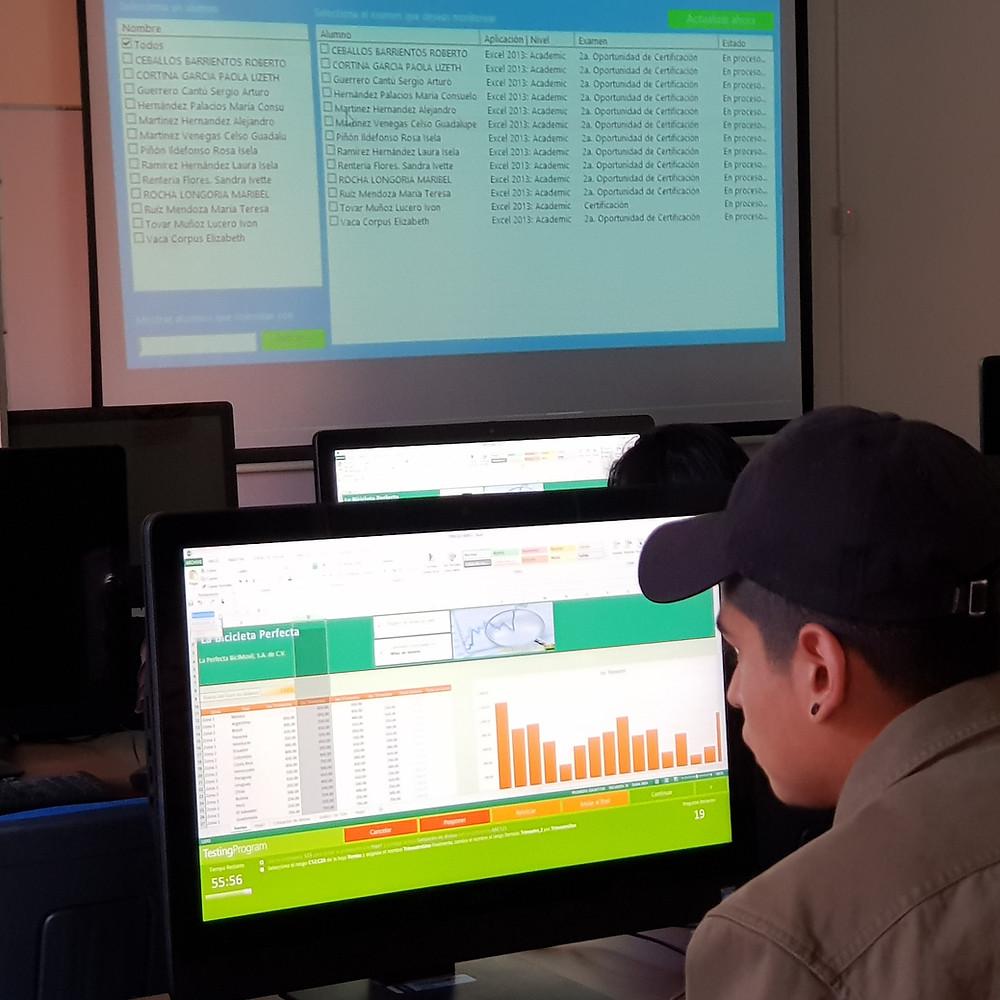 #UASLP #FCI #Certificaciones Microsoft Excel