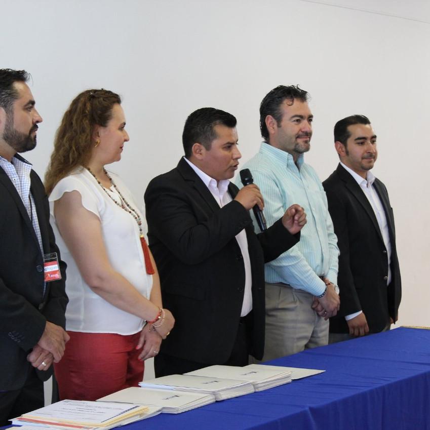 Agradecemos al Ing. Rabindranath Galván Gil, la Mtra. Yazmin Cervantes Ávila, Dr. Fernando Martínez Cabrera y al Ing. Félix Ibarra Linares  por el apoyo al proyecto y felicitamos a todos los estudiantes motivados a seguir preparándose.