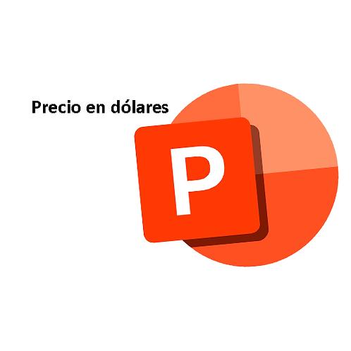 Microsoft PowerPoint  Academic 2019
