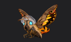Mothra - WB Mad Animated Series