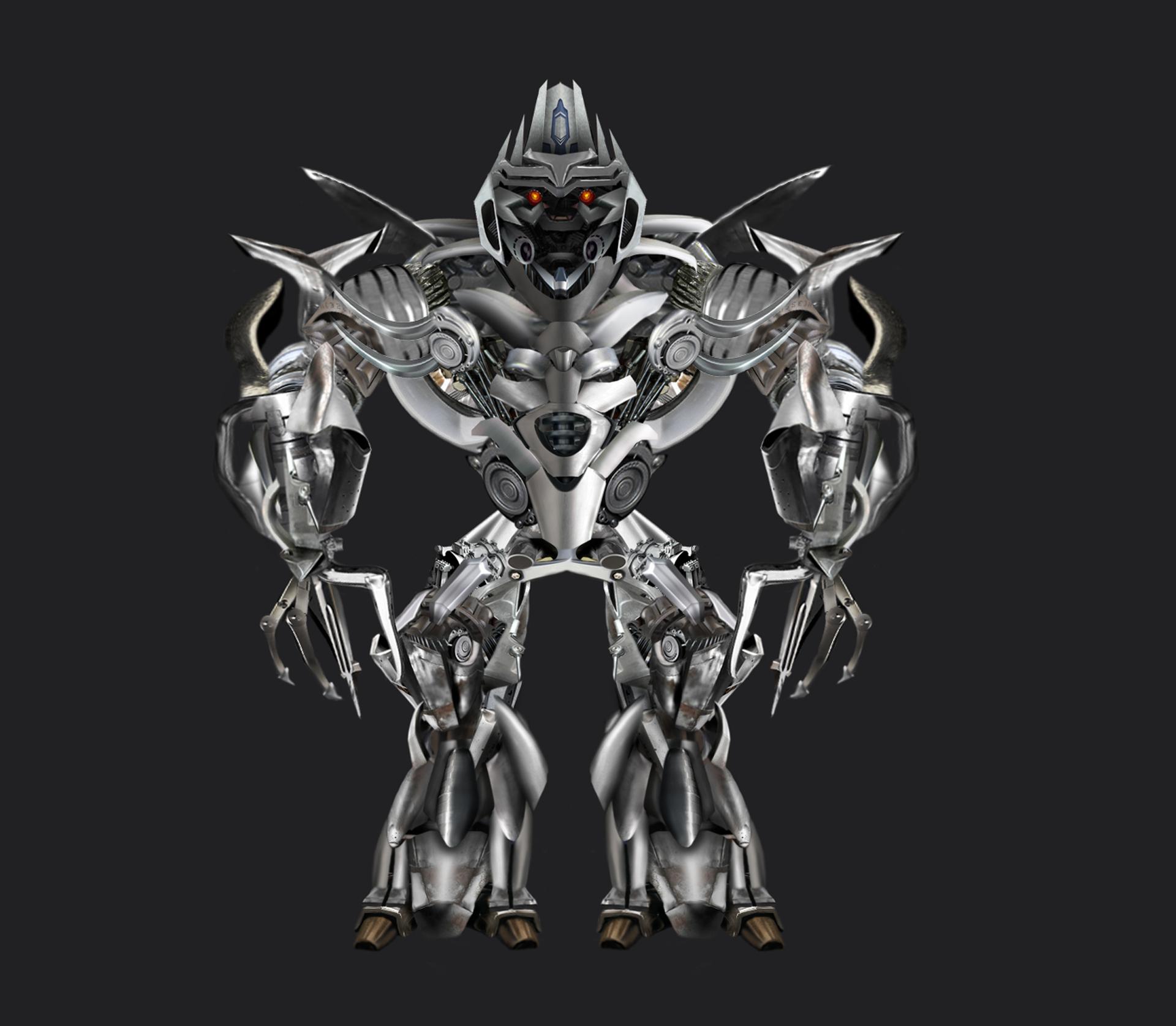 Megatron Front Pose