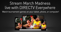 DIRECTV Mobile Header
