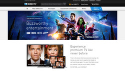 DIRECTV Marketing Header