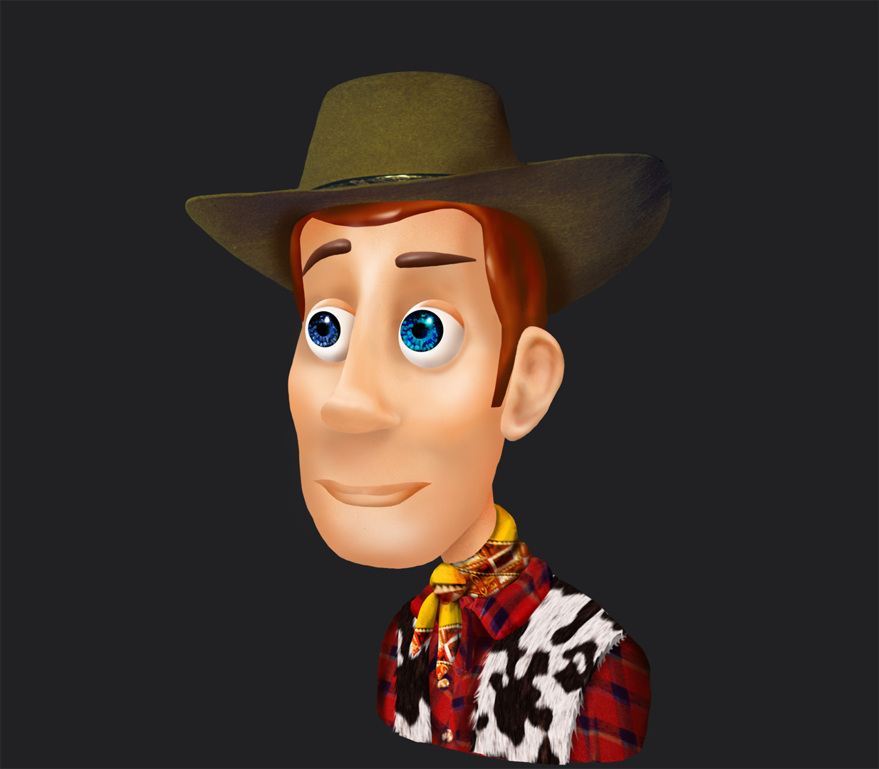 Woody - WB Mad Animated Series