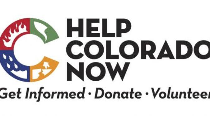 Colorado Covid Relief Fund Donation