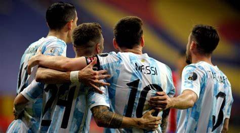 Copa America: Argentina Group Stage Review Part 1