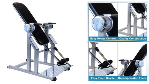 Top inversion table