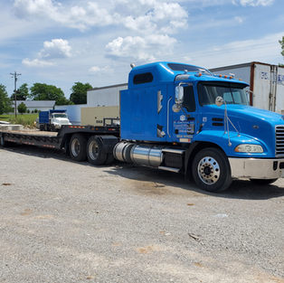 B3 Contracting transport Semi Tractor Trailer