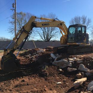Kobelco 140 SRLC Excavator
