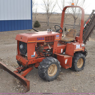 Trencher Ditch Witch 3500