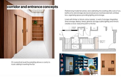 Hall concept