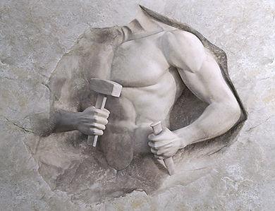 Når kroppen slipper musklelpansret.