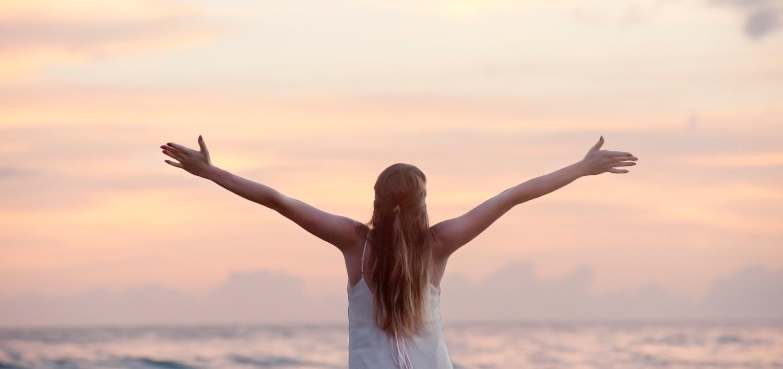 Fred er allerede inde i dig