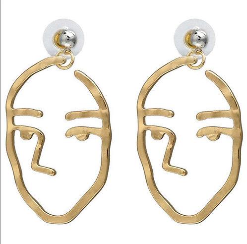 Aristotle Earrings