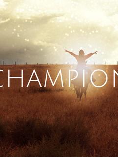 Champion Album Cover