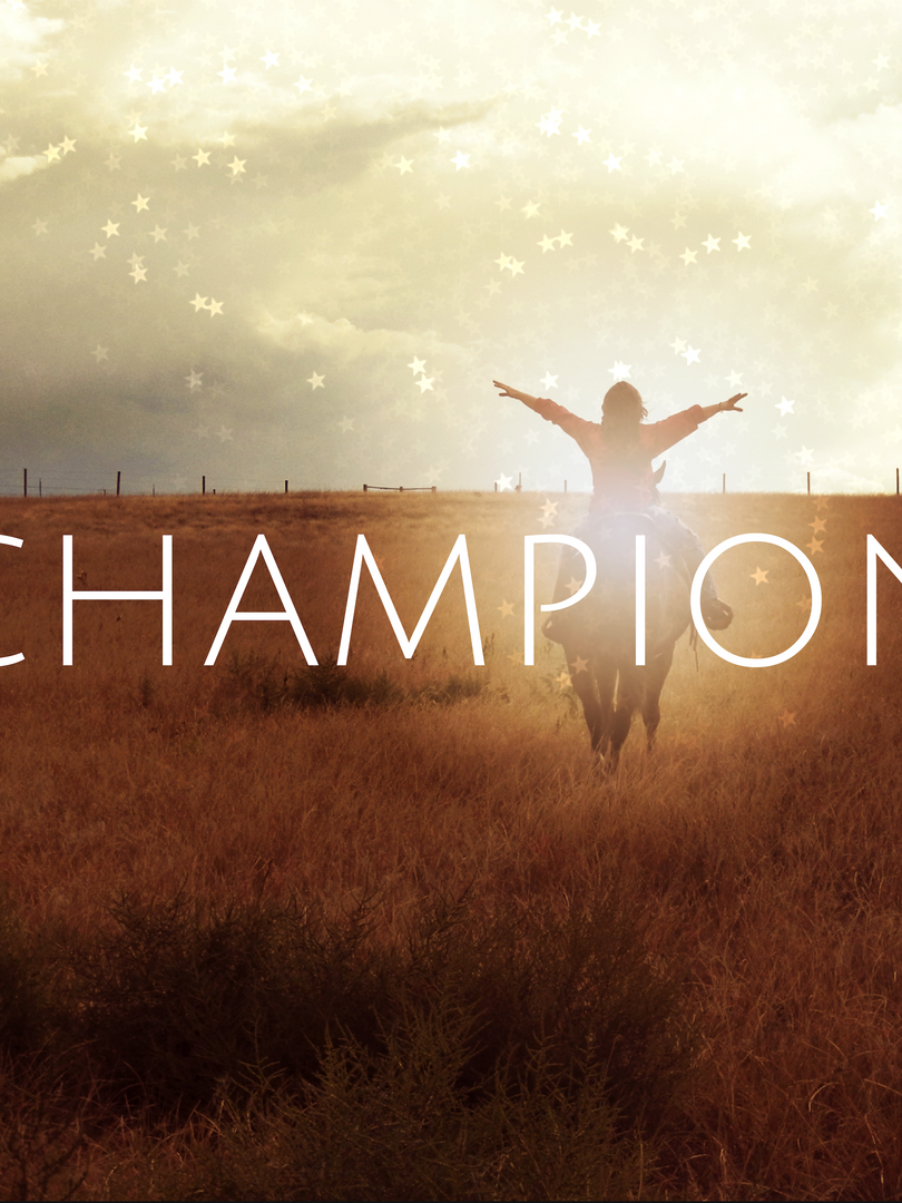 Champion Album Cover