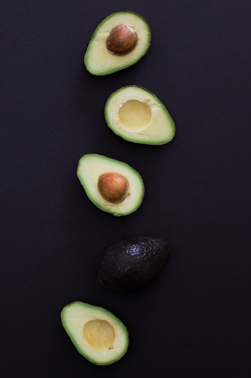 Avocados Freeze-Dried