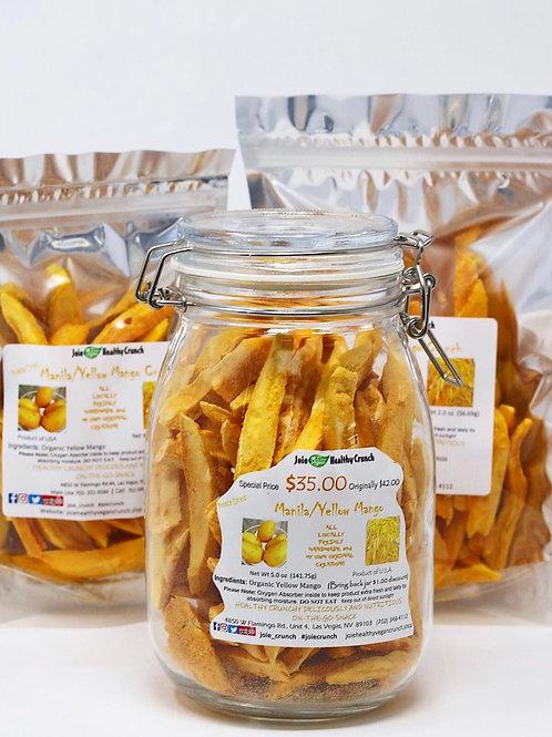 Mango Freeze-Dried