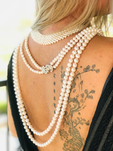 Creative Photoshoot for Pearl Company