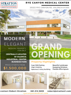 Open House Flyer (front)