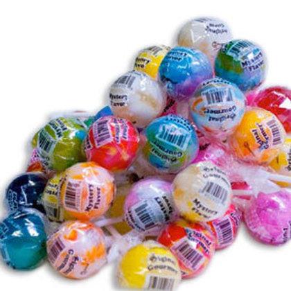 """Gourmet Flavored Lollipops 1.2"""" Assorted"""