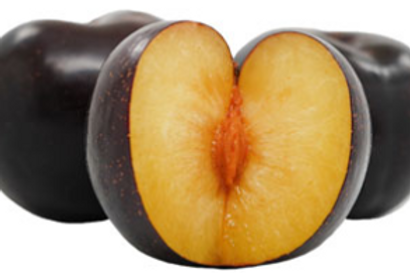 Freeze-Dried Plums