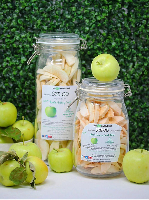 Apples Freeze-Dried