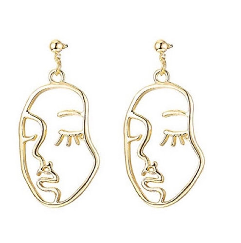 Picasso's Muse Earrings