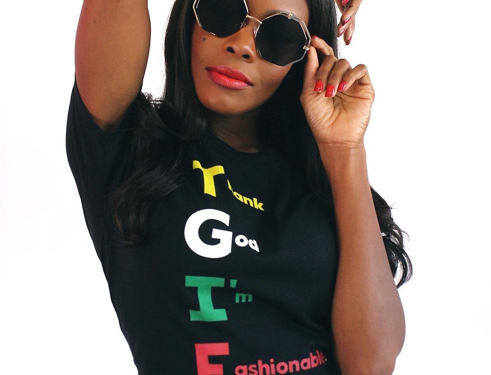 TGIF (Thank God I'm Fashionable)