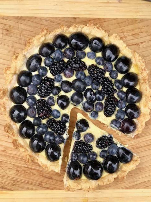 "9"" Fruit Tart"