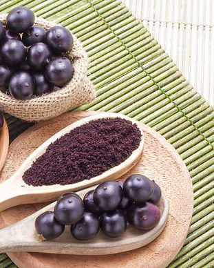 health benefits of acai raw