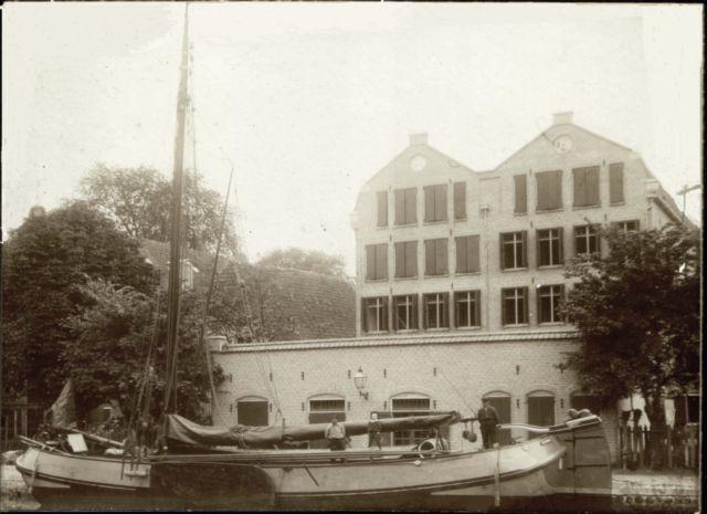 1893- 1915 kaastjalk