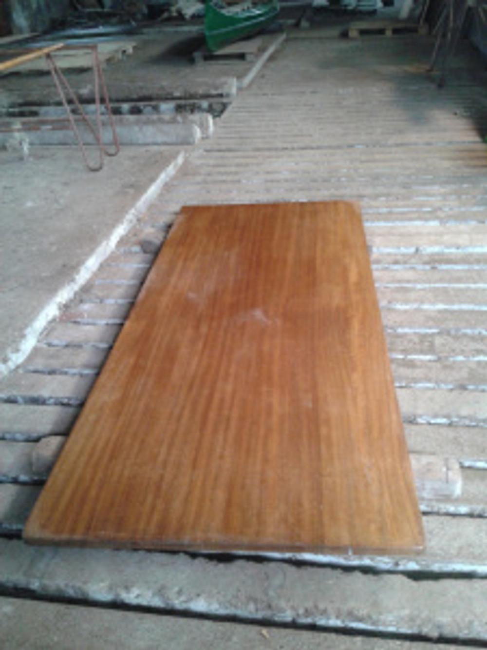 het laatste tafelblad